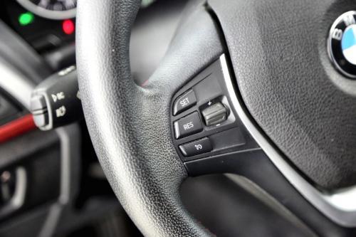 BMW 116 d EFFICIENT + GPS + LEDER + AIRCO + CRUISE + PDC  + ALU 16