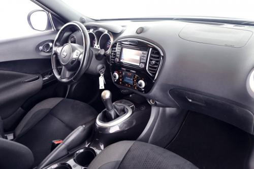NISSAN Juke 1.6 + GPS + CAMERA + CRUISE + TREKHAAK + ALU 19