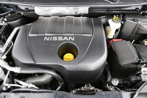 NISSAN Qashqai 1.5 DCI + AIRCO + GPS + CRUISE + AVM + PDC