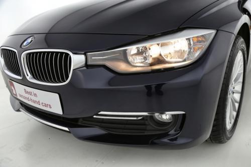 BMW 318 dA + GPS + LEDER + ALU 17 + CRUISE + PDC
