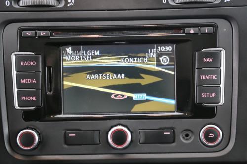 VOLKSWAGEN Golf Variant TRENDLINE 1.6 TDI + GPS + AIRCO + CRUISE