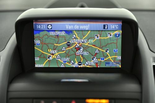 OPEL Zafira Tourer COSMO 1.6 CDTI + GPS + LEDER + CRUISE + PDC