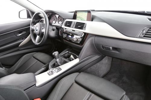 BMW 318 d TOURING + GPS + AIRCO + CRUISE + PDC + ALU 16