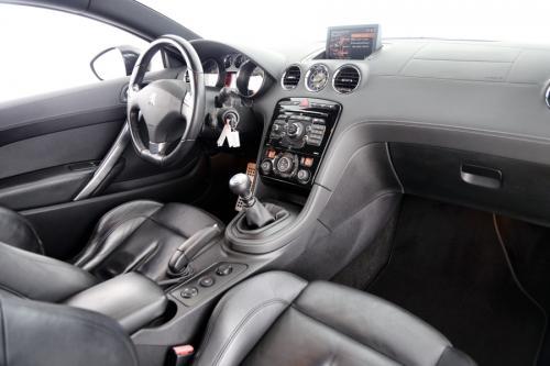 PEUGEOT RCZ 2.0 HDI + GPS + LEDER + AIRCO + CRUISE + ALU 18