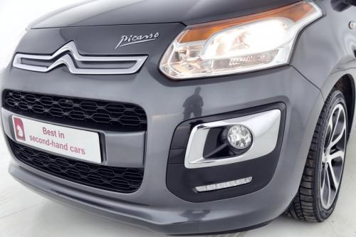 CITROËN C3 Picasso PICASSO 1.6 HDI + AUTOMAAT + GPS + LEDER + CAMERA
