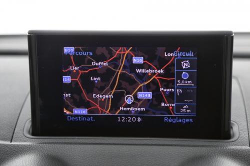 AUDI A3 SPORTBACK 1.6 TDI + GPS + AIRCO + CRUISE + PDC + ALU 16