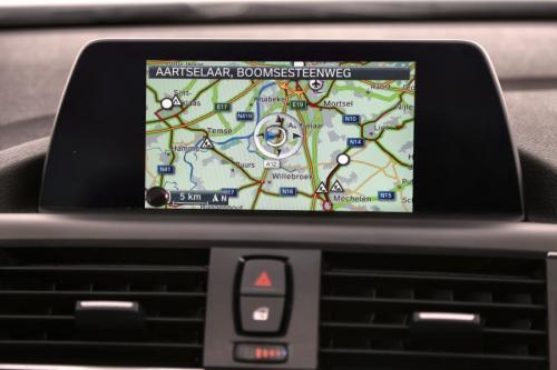 BMW 220 iA Cabrio + M-SPORTSTUUR + GPS + CRUISE + PDC + XENON