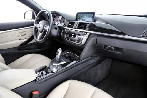 BMW 420 DA CABRIO LUXURY  + GPS + LEDER + CRUISE + CAMERA + PDC