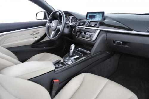 BMW 420 dA Cabrio Luxury + GPS + LEDER + PDC + CAMERA + XENON