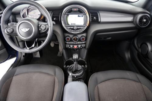MINI Cooper Cabrio PEPPER 1.5i  + GPS  + AIRCO + CRUISE + PDC + ALU 16