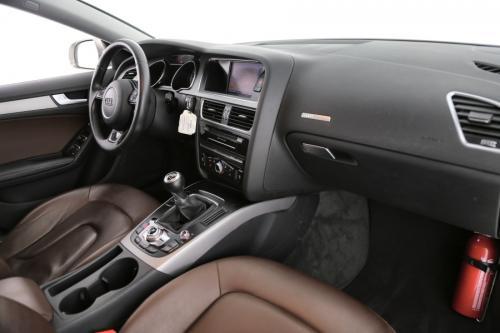 AUDI A5 SPORTBACK  2.0 TDI + GPS + LEDER + CRUISE + PDC + ALU 17