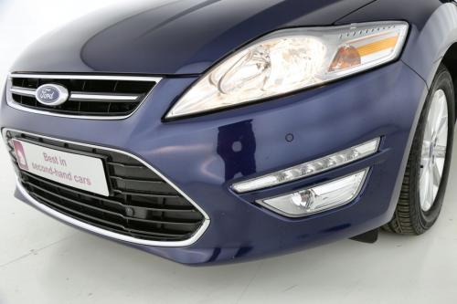 FORD Mondeo CLIPPER 2.0 TDCI + GPS +LEDER +CRUISE+ PDC +TREKHAAK