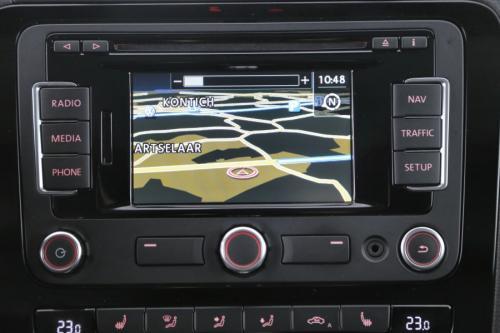 VOLKSWAGEN Scirocco 2.0 TDI GTS + GPS +LEDER + AIRCO+CRUISE + PDC