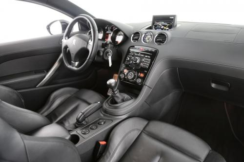 PEUGEOT RCZ 2.0 HDI + GPS + LEDER + AIRCO + CRUISE + PDC + ALU 19