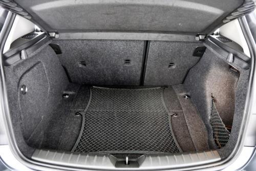 BMW 116 i + M-SPORTSTUUR + GPS + CRUISE + PDC + ALU 16 + 23.031 KM