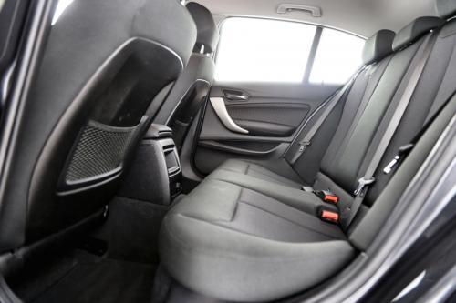 BMW 116 i + M-SPORTSTUUR + GPS + CRUISE + PDC + AIRCO + ALU 16