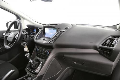 FORD Grand C-Max 1.5 TDCI + GPS + CRUISE + ALU 17 + 7 PLAATSEN