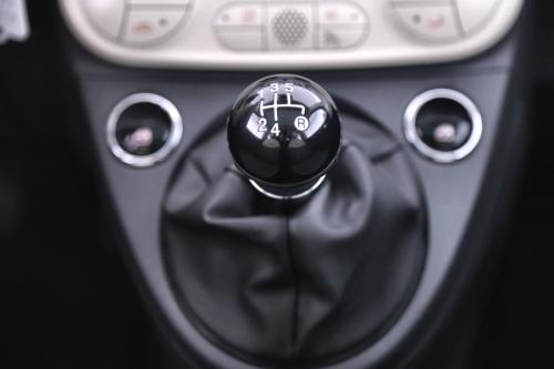FIAT 500 1.2 BENZINE + GPS + AIRCO + CRUISE + PDC + 10.776 KM