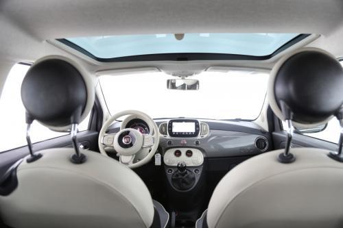 FIAT 500 1.2 BENZINE + GPS + AIRCO + CRUISE + PDC + 13.171 KM