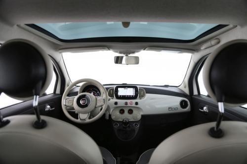 FIAT 500 1.2 I + GPS + AIRCO + CRUISE + PDC + 16.277 km