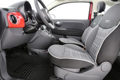 FIAT 500C 1.2 I LOUNGE + AUTOMAAT + AIRCO + CRUISE + ALU 16 + PDC