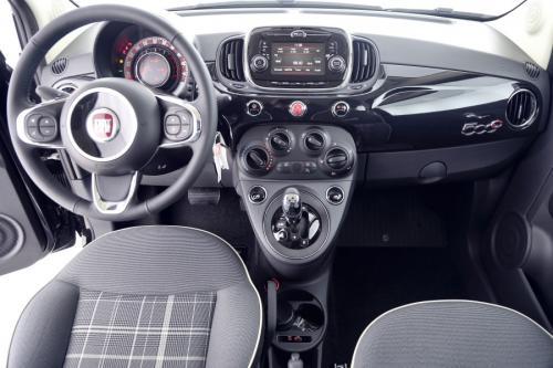 FIAT 500C 1.2 I LOUNGE + AIRCO + PDC + ALU 16 + AIRCO