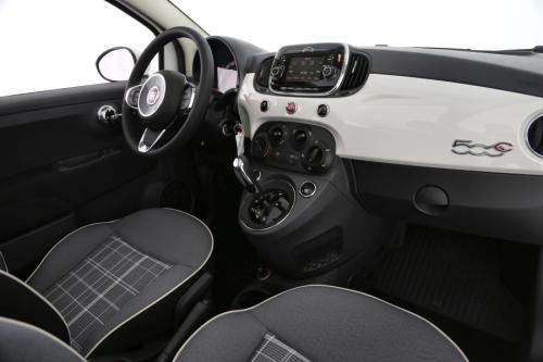 FIAT 500C 1.2 I LOUNGE + A/T + AIRCO + CRUISE + PDC + ALU 16