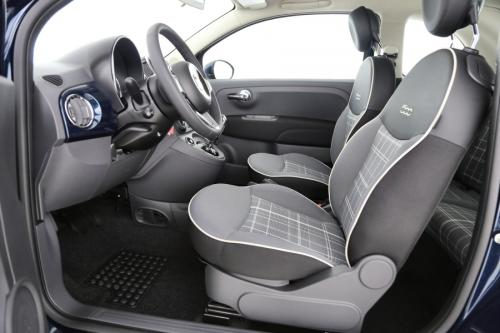 FIAT 500C 1.2 LOUNGE + A/T + PDC + ALU 16 + AIRCO
