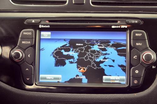 KIA Ceed SPORTSWAGON SENSE 1.4 CRDI + GPS + PDC + CRUISE + CAMERA