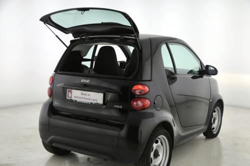 SMART forTwo  COUPE 1.0 i + AUTOMAAT + RADIO + 29.908 KM