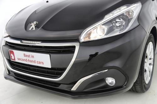 PEUGEOT 208 ACTIVE 1.6 BLUEHDI + GPS + AIRCO + PDC + 25.522 KM