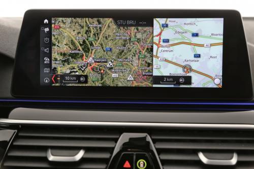 BMW 520 dA + GPS + LEDER + CRUISE + CAMERA + PDC + ALU 17