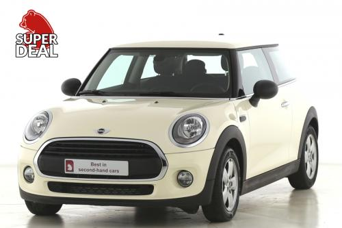 MINI One FIRST PEPPER 1.2I + AIRCO + CRUISE + PDC + ALU