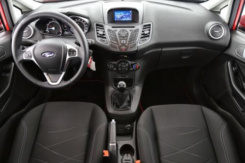 FORD Fiesta 1.0 I + GPS + CAMERA + AIRCO + CRUISE + PDC + 7.467 KM