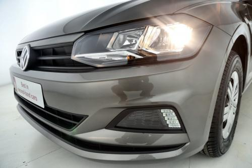 "VOLKSWAGEN Polo 1.0 TSI TRENDLINE + CONNECT PACK + LED + RADIO 6,5"" + FRONT ASS.  + CRUISE"