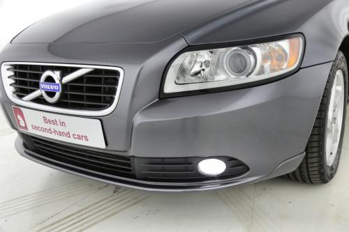 VOLVO S40 PRO EDITION  1.6 D DRIVE + GPS + LEDER + CRUISE + PDC