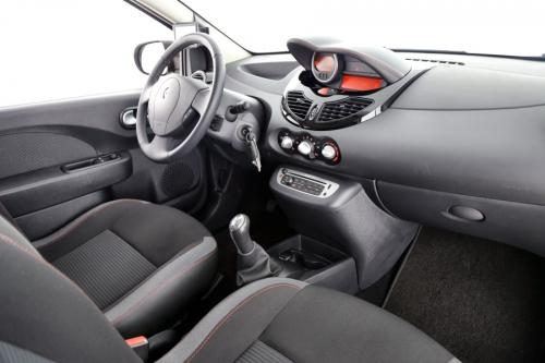 RENAULT Twingo EXCEPTION ECO 1.5 DCI + GPS + AIRCO + CRUISE + ALU