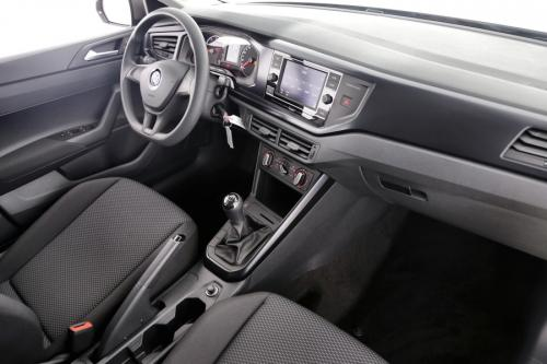 VOLKSWAGEN Polo TRENDLINE 1.0 TSI + CONNECT PACK + AIRCO + RADIO 6,5""