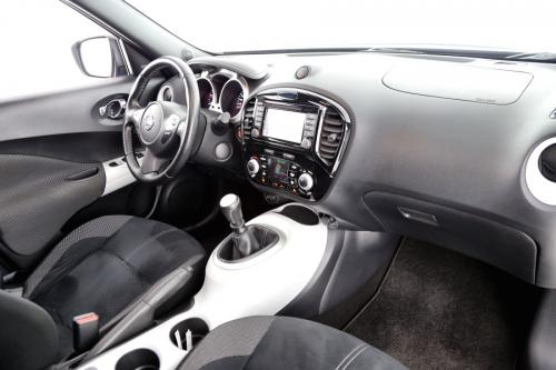NISSAN Juke 1.5 DCI + GPS + AVM + PANO + EXT. WHITE