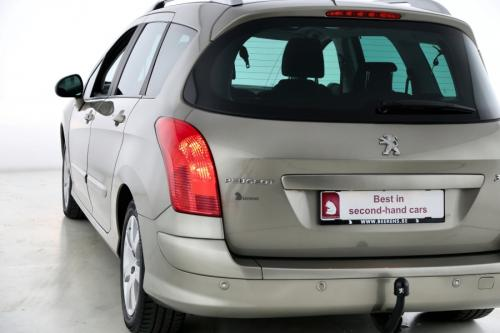 PEUGEOT 308 SW ACTIVE 1.6 E-HDI + GPS + CRUISE  + PDC + TREKHAAK