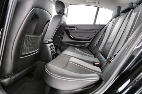 BMW 118 iA + GPS + AIRCO + CRUISE + PDC + ALU 16 + 9.208 KM