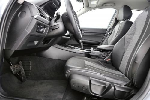 BMW 118 iA + GPS + AIRCO + CRUISE + PDC + ALU 16 + 10.805 KM