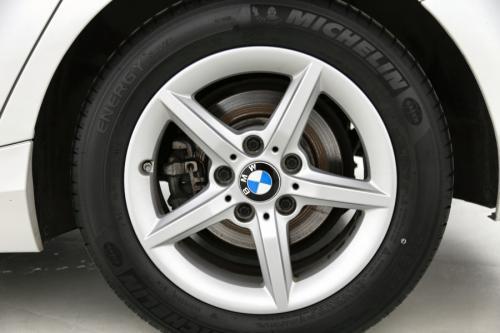 BMW 116 EFFICIENT DYNAMICS D + GPS + AIRCO + CRUISE + PDC + ALU 16