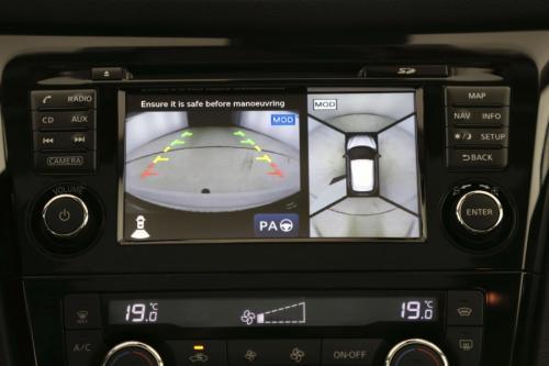 NISSAN Qashqai 1.5 DCI TEKNA + LEDER + GPS + PANO DAK + CAMERA