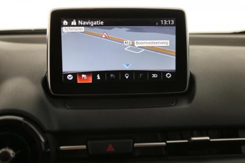 MAZDA CX-3 1.5D + LEDER + GPS + CRUISE + PDC + CAMERA + ALU 18