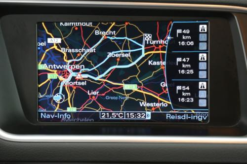 AUDI Q5 3.0 TDI V6 QUATTRO + AUTOMAAT + DAKDRAGERS