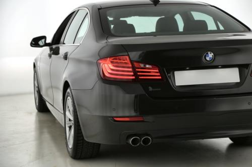 BMW 520 DA  + LEDER + GPS +AIRCO + PDC + ALU 17 + XENON