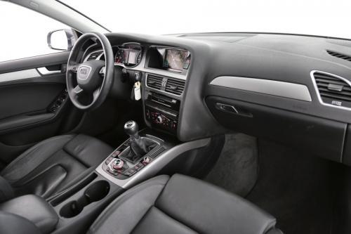 AUDI A4 AVANT 2.0 TDI + GPS + LEDER + AIRCO + PDC + ALU 16