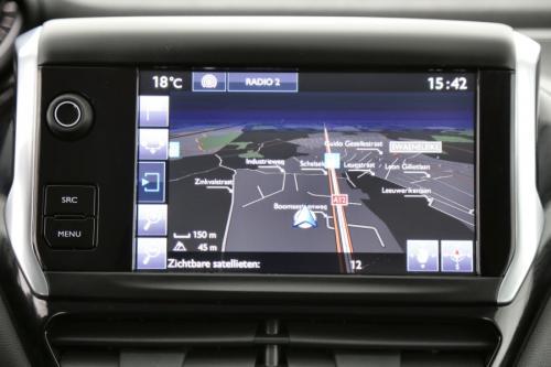 PEUGEOT 208 ACTIVE 1.2 I + GPS + AIRCO + CRUISE + ALU + PDC