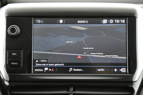 PEUGEOT 208 STYLE 1.2 i + GPS + AIRCO + CRUISE + PDC + ALU 16